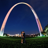 St. Louis Engagement Photography Gateway Arch 200x200 Portfolio