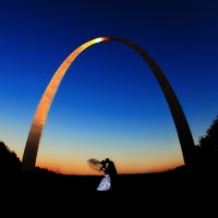 St. Louis Wedding Photographer St. Louis Arch 200x200 Portfolio